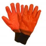 Перчатки Аляска - Фламинго (резинка)