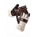 Перчатки кожаные комбинированные СПЕЦ