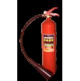 Огнетушитель ОУ-4