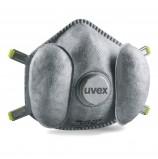 Полумаска фильтрующая UVEX Силв-Эйр е 7330 FFP3 формованная модель