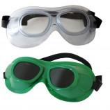 Очки защитные закрытые ЗН18 DRIVER RIKO с непрямой вентиляцией