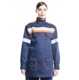 Куртка-накидка ДУГА-9k (СПн04-Л II), т.синий