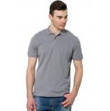 Рубашка-Поло (тк.Трикотаж,205), серый