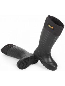 Сапоги мужские с чулком Mud&Snow-40 ЭВА/ТЭП , черный