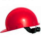 Каска РОСОМЗ™ СОМЗ-55 Фаворит Термо RAPID (с храповиком), красный, 76716