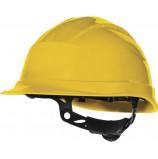 Каска DeltaPlus™ QUARTZ UP IV (с храповиком), желтый