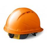 Каска РОСОМЗ™ RFI-3 BIOT™ RAPID (с храповиком), оранжевый 72714