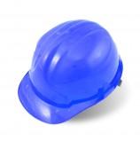 Каска защитная, синий