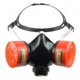 Полумаска Бриз-3201 (РУ) газопылезащитная с фильтром A1P1D