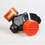 Полумаска Бриз-3201 (РУ) газопылезащитная с фильтром А1В1Е1Р1D