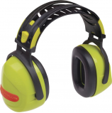 Наушники DeltaPlus INTERLAGOS (33дБ) стандартное оголовье, флуоресцентно-желтые