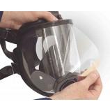Плёнка защитная для панорамных масок