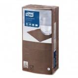 Салфетки TORK Big Pack, 24х23,8, 200 шт., 2-х слойные, коричневые, 477834