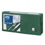 Салфетки TORK Big Pack, 33х32,6, 200 шт., 2-х слойные, темно-зеленые, 477214