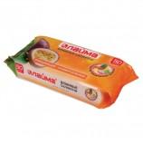 Салфетки влажные, 50 шт., ЛАЙМА, универсальные очищающие, для всей семьи, тропические фрукты, 128076