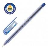 Ручка шариковая масляная PENSAN 'My-Pen', СИНЯЯ, корпус тонированный синий, узел 1 мм, линия письма 0,5 мм, 2210