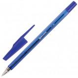 Ручка шариковая BRAUBERG 'Black Jack', СИНЯЯ, корпус тонированный синий, узел 0,7 мм, линия письма 0,35 мм, BP185
