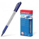 Ручка шариковая масляная ERICH KRAUSE 'Ultra Glide U-19', СИНЯЯ, узел 0,6 мм, линия письма 0,32 мм, 33519