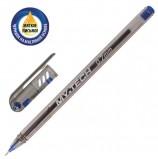 Ручка шариковая масляная PENSAN 'My-Tech', СИНЯЯ, игольчатый узел 0,7 мм, линия письма 0,35 мм, 2240