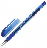 Ручка шариковая масляная с грипом BRAUBERG 'Max-Oil Tone', СИНЯЯ, узел 0,7 мм, линия письма 0,35 мм, OBP113
