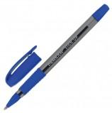 Ручка шариковая масляная с грипом PENSAN 'Sign-Up', СИНЯЯ, 1 мм, линия письма 0,8 мм, 2410/12
