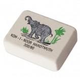 Резинка стирательная KOH-I-NOOR 'Слон', прямоугольная, 26х18,5х8 мм, цветная, картонный дисплей, 0300080018KDRU