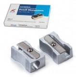 Точилка BEIFA (Бэйфа) 'A Plus', металлическая клиновидная, в картонной коробке, AG1004A/AG1004