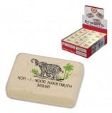 Резинка стирательная KOH-I-NOOR 'Слон', прямоугольная, 31x21x8 мм, цветная, картонный дисплей, 0300060025KDRU