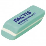 Резинка стирательная FACTIS LX 24 (Испания), прямоугольная, 55х20х12 мм, мягкая, ПВХ, CPFLX24