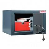 Сейф офисный (мебельный) облегченной конструкции AIKO 'T-170 KL', 170х260х230 мм, 5 кг, ключевой замок, крепление к стене