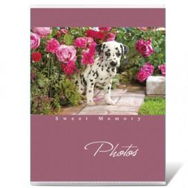 Фотоальбом BRAUBERG на 36 фото 10х15 см, мягкая обложка, 'Котята/Щенки', ассорти, 390650