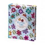 Фотоальбом BRAUBERG на 200 фото 10х15 см, твердая обложка, 'Цветочки', разноцветный, 391119