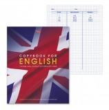 Тетрадь-словарик, 48 л., А5, HATBER, для записи английских слов, 'Английский флаг', 48T5B5 10697, T105221