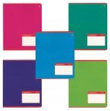 Тетрадь А5, 48 л., АЛЬТ, скоба, клетка, выборочный лак, 'КЛАССИКА' (5 видов), 7-48-899/1