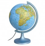 Глобус физический/политический DMB, диаметр 250 мм, с подсветкой (по лицензии ГУП ПКО 'Картография'), 451331
