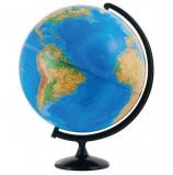 Глобус физический, диаметр 420 мм (Россия), 10322