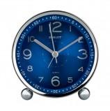 Часы-будильник SCARLETT SC-AC1004N, электронный сигнал, пластик, синие, SC - AC1004N