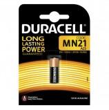 Батарейка DURACELL, MN21, Alkaline, 1 шт., в блистере, 12 В, 81488675