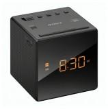Часы-радиобудильник SONY ICF-C1, LED-дисплей, AM/FM-диапазон, 2 вида сигнала, повтор, таймер, ICFC1B.RU5