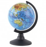 Глобус физический GLOBEN 'Классик', диаметр 120 мм, К011200001