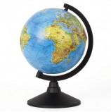 Глобус физический GLOBEN 'Классик', диаметр 210 мм, рельефный, К022100011
