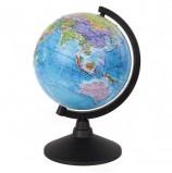 Глобус политический GLOBEN 'Классик', диаметр 210 мм, рельефный, К022100200