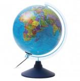 Глобус политический GLOBEN 'Классик Евро', диаметр 250 мм, с подсветкой, Ке012500190