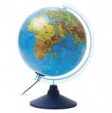 Глобус физический/политический GLOBEN 'Классик Евро', диаметр 250 мм, с подсветкой, Ке012500191