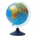 Глобус физический/политический подсветка от батареек, GLOBEN 'Классик Евро', 250 мм, Ве012500257