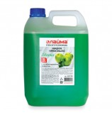 Мыло-крем жидкое ЛАЙМА PROFESSIONAL, 5 л, 'Яблоко', с антибактериальным эффектом, 600189