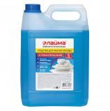 Средство для мытья посуды 5 л, ЛАЙМА PROFESSIONAL, антибактериальное, концентрат