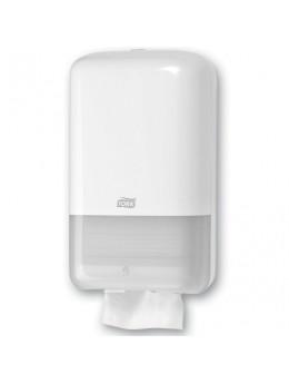 Диспенсер для туалетной бумаги листовой TORK (Система T3) Elevation, белый, 556000