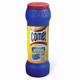 Чистящее средство 475 г, COMET (Комет) 'Лимон', порошок, дезинфицирующий