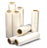 Стрейч-пленка для ручной упаковки, 50 см х 300 м, 17 мкм, 2,4 кг - нетто, ПЕРВИЧНОЕ СЫРЬЕ, растяжение 300%